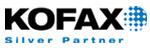 Kofax Silver Partner Logo